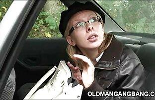 Latex blonde interracial blowbang film x gratuit massage bbc